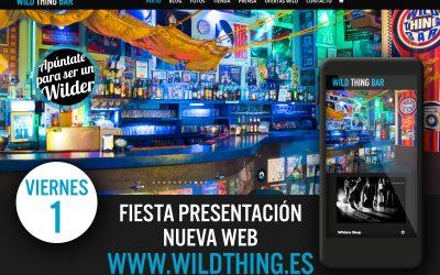 Fiesta Presentación WildWeb