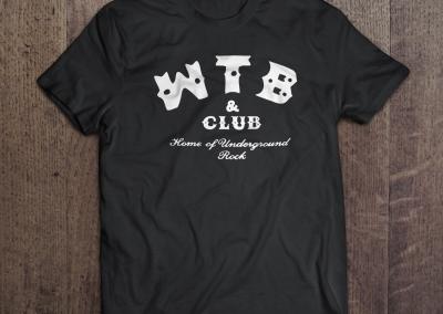 T-Shirt WTB CBGB