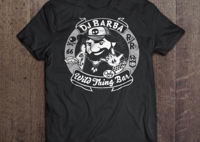 T-Shirt WTB DjBarba