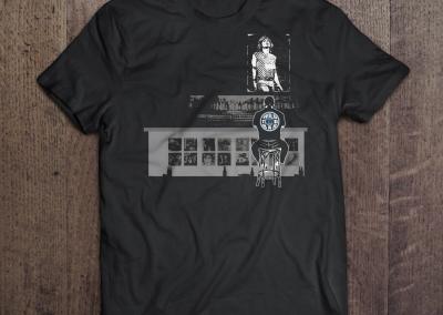 T-Shirt WTB barra