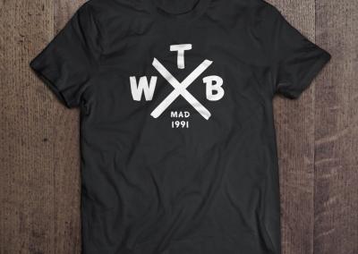 T-Shirt WTB huesos